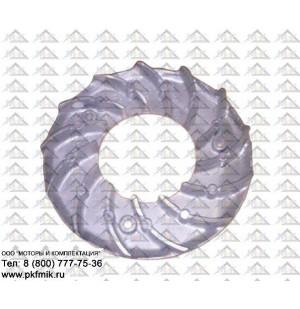 Крыльчатка маслоотделителя системы вентиляции картера
